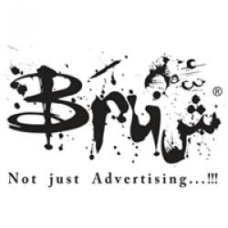لوجو شركة بروش للدعاية