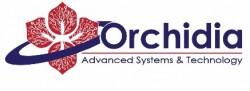 لوجو شركة اوركيديا للأنظمة المتقدمة والتكنولجيا
