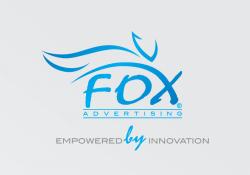 لوجو شركة فوكس للدعايه والاعلان