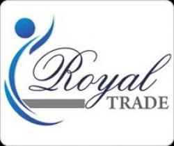 لوجو شركة رويال تريد للتجارة والتوزيع