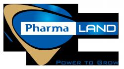 لوجو شركة فارما لاند للادوية