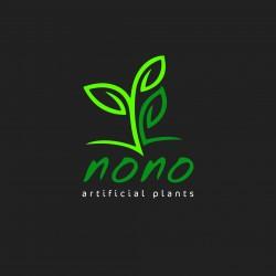لوجو شركة نونو للزهور والنباتات الصناعية