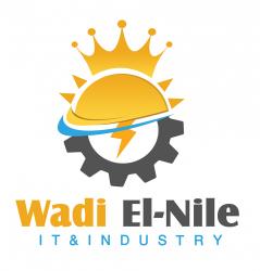 لوجو شركة شركة وادى النيل لتكنولوجيا المعلومات والصناعة
