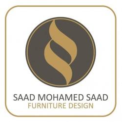 لوجو شركة سعد محمد سعد للأثاث