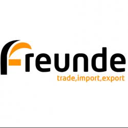 لوجو شركة فرويند للتجاره و الاستيراد والتصدير