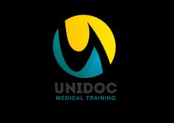 لوجو شركة يونى دوك للتدريب الطبى