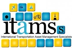 لوجو الدولية لأدارة أصول النقل