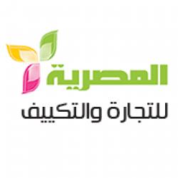لوجو شركة المصريه لتجاره والتكيف