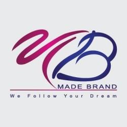 لوجو شركة ميد براند للدعاية والاعلان