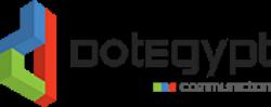 لوجو شركة دوت مصر وكيل شبكة  WE Franchise Stores