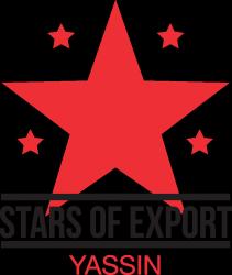 لوجو شركة ستارز اوف اكسبورت ( نجوم التصدير )