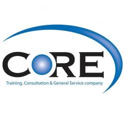 لوجو شركة كور للتدريبات و الخدمات