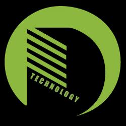 لوجو شركة التكنولوجيا الماسية لتقنية المعلومات