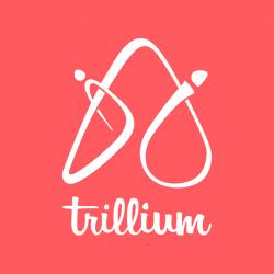 لوجو شركة مدرسة تريليم