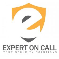 لوجو شركة إكسبرت أون كول للأنظمة الامنية والاتصالات