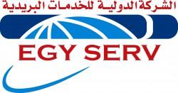 لوجو شركة الدولية للخدمات البريدية -إيجي سيرف