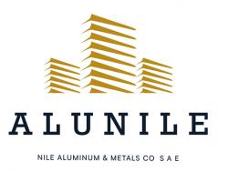 لوجو شركة اليونايل - النيل للالومنيوم والمعادن