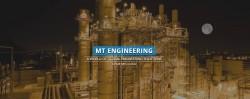 لوجو شركة ام تي لأعمال التصميمات الهندسية والتوريدات