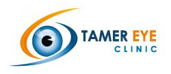 لوجو شركة عيادة عيون