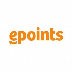 لوجو شركة الشركة المصرية للولاء و المكافآت (إي بوينتس )