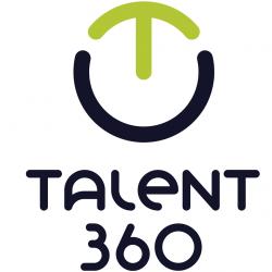 لوجو تالنت 360 لخدمات الموارد البشرية