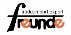 لوجو شركة فرويند للتجاره والاستيراد والتصدير