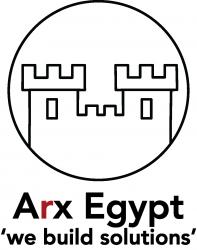 لوجو شركة أركس ايجيبت