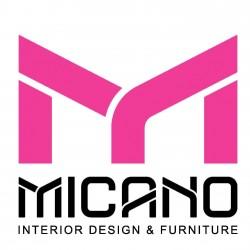 لوجو شركة ميكانو للديكور والمقاولات العامة والأثاث