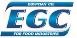 لوجو شركة اي جي سي للصناعات الغذائية