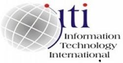 لوجو شركة تكنولوجيا المعلومات الدوليه