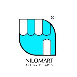 لوجو شركة نيلو مارت للتجاره والتسويق