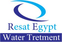 لوجو شركة ريسات مصر لمعالجه المياه