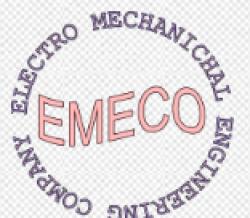 لوجو شركة الشركه الهندسيه للأعمال الكهربائيه والميكانيكه ايمكو
