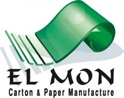 لوجو شركة المن لصناعة الورق والكرتون والطباعة والتغليف