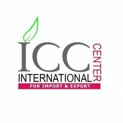 لوجو شركة المركز الدولي للإستيراد والتصدير