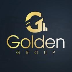 لوجو شركة شركة جولدن جروب للعقارات