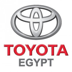 لوجو شركة تويوتا مصر