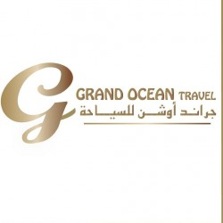لوجو شركة جراند اوشن للسياحة