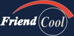 لوجو شركة فريند كول لأعمال التبريد