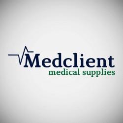 لوجو شركة ميدكلاينت للتجهيزات الطبية