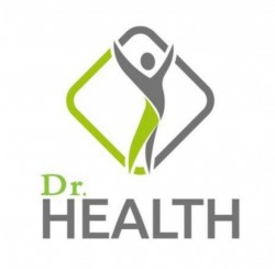 لوجو شركة دكتور هيلث للدعايه و الاعلان و المستلزمات الطبيه