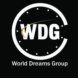 لوجو شركة مجموعة عالم الاحلام