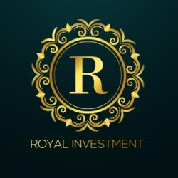 لوجو شركة رويال للاستثمار