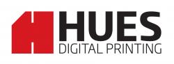 لوجو شركة هيوز للطباعة