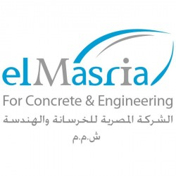لوجو شركة الشركة المصرية للخرسانة والهندسة