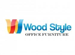 لوجو شركة وود ستايل للاثاث المكتبي