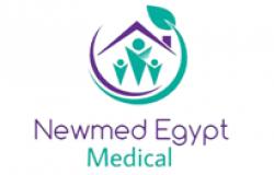 لوجو شركة نيوميد ايجيبت للمستلزمات الطبية