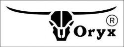 لوجو اوريكس للمصنوعات الجلدية