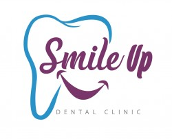 لوجو شركة عيادة الأسنان سمايل اب