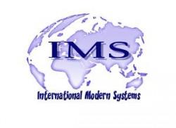 لوجو شركة العالمية للأنظمة الحديثة